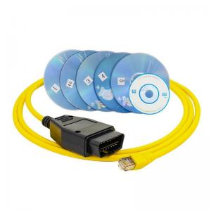 BMW ESYS ICOM Ethernet med komplett programvara
