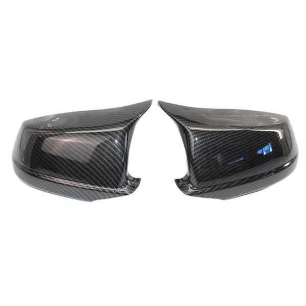 BMW F10 F11 F18 PRE LCI äkta kolfiber spegelkåpor