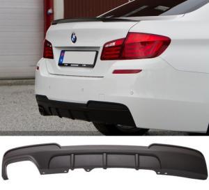 BMW F10 F11 M Performance diffuser med gälar