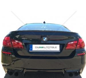 BMW F10 F11 M Performance duplex diffuser
