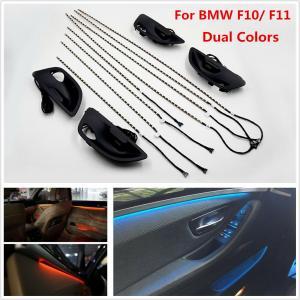BMW F10 F11 ambient light interiör belysning led