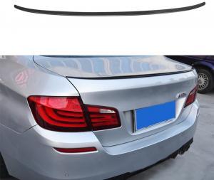 BMW F10 vinge läpp till bagagluckan i blankt svart