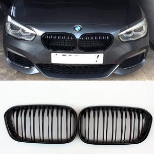 BMW F20 F21 grill / njurar i glansigt svart till bilen