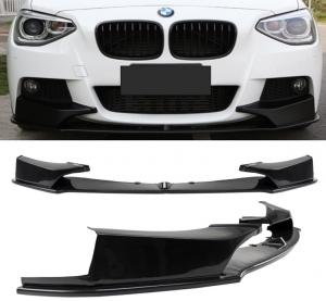 BMW F20 F21 M performance frontläpp läpp