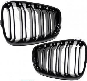 BMW F22 F23 2 serie grill njurar till bilen dubbelribb
