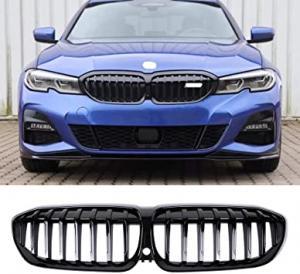 BMW 3-serie G20 G21 grill njurar med kamerahål
