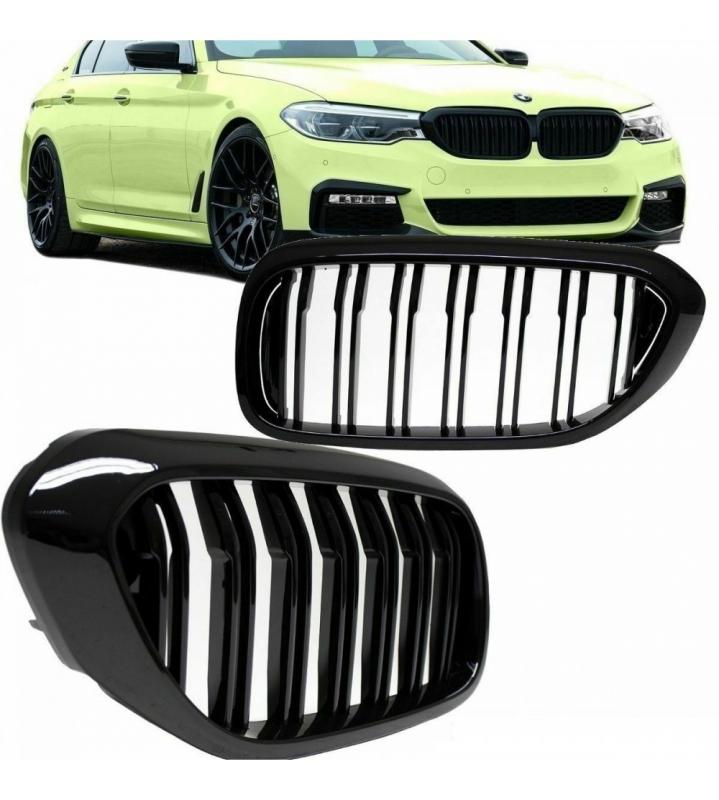 BMW G30, G31 M performance grill njurar