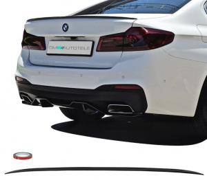 BMW G30 M5 style vinge läpp till bagageluckan