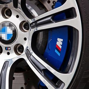 BMW M logo stickers dekaler till bromsok / bromsar