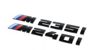 BMW M235I M240i logo emblem till bilen