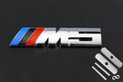 BMW M5 logo emblem till grillen, grillemblem