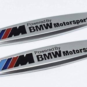BMW motorsport logo emblem till skärmarna