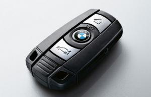 BMW larmdosa nyckelskal med för 3, 5, 6, 7 serie