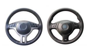 BMW E39, E46 E53, 3, 5 X3 X5 serie läder till ratten