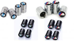 BMW logo ventilhattar ventillock 4 modeller 4-pack