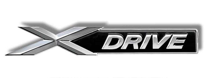 X Drive Xdrive Logo Emblem Till Din Bmw Med H 246 G Kvalite