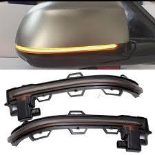 BMW X3 X4 X5 X6 X7 Dynamic LED smoke blinkers