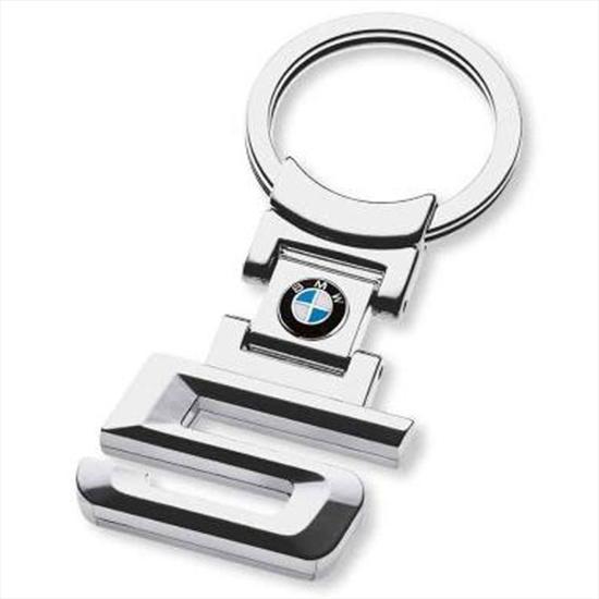 BMW 5-serien nyckelring nyckelhänge