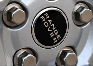 Range Rover centrumkåpor navkåpor 63 mm 4pack