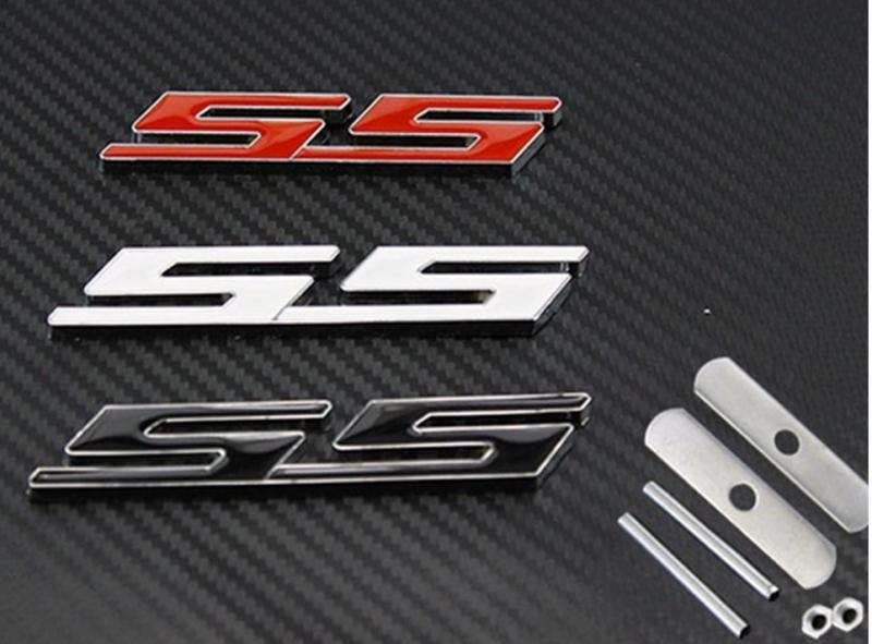 Chevrolet SS logo emblem till grillen / grillemblem