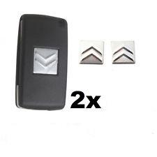 Citröen emblem till bilnycklarna 2-pack