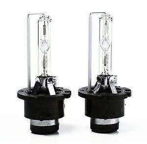 2st D2S XENON lampor 6000K 35W lampa till bilen