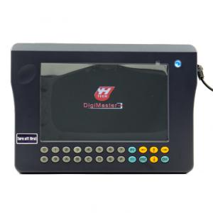 Digimaster 3. Mätarkorring milkorrigering, airbag återställning