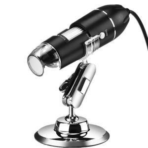 Digitalt USB-mikroskop 50 till 1600 förstoringzoom