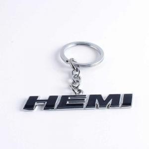 Dodge HEMI logo nyckelring nyckelhänge
