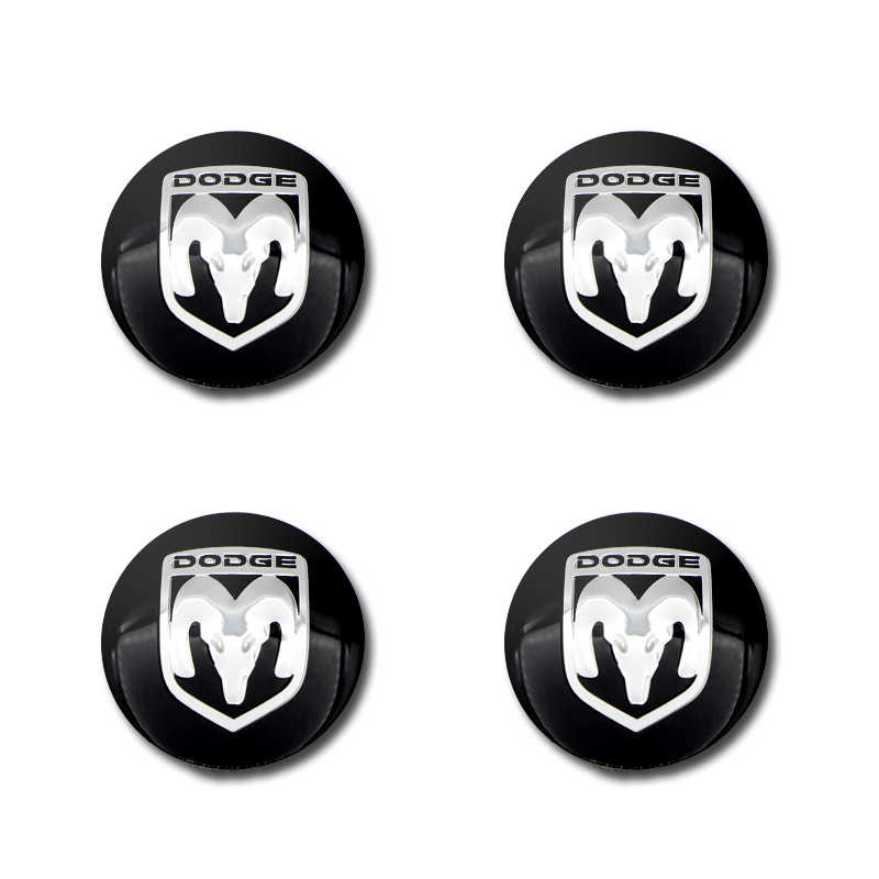 Dodge ram fälgemblem hjulnav emblem 56, 65 mm