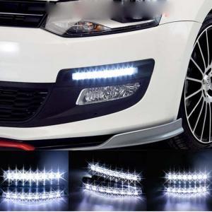 Universal DRL LED varselljus lampor till bilen mc atv