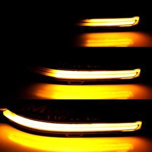 Dynamic BMW G20 G21 G28 LED DRL blinkers