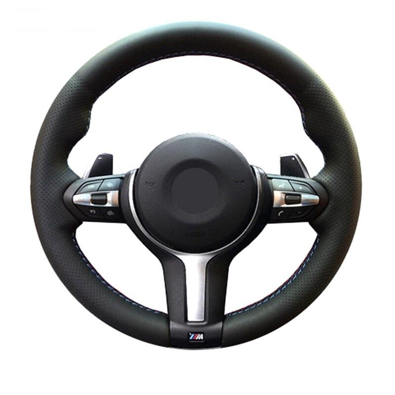 BMW läder till ratten. Passar 2, 3, 4, 5, 6, X5, X6 serie