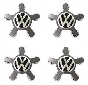 Volkswagen VW navkapslar spindel 134 mm till fälg