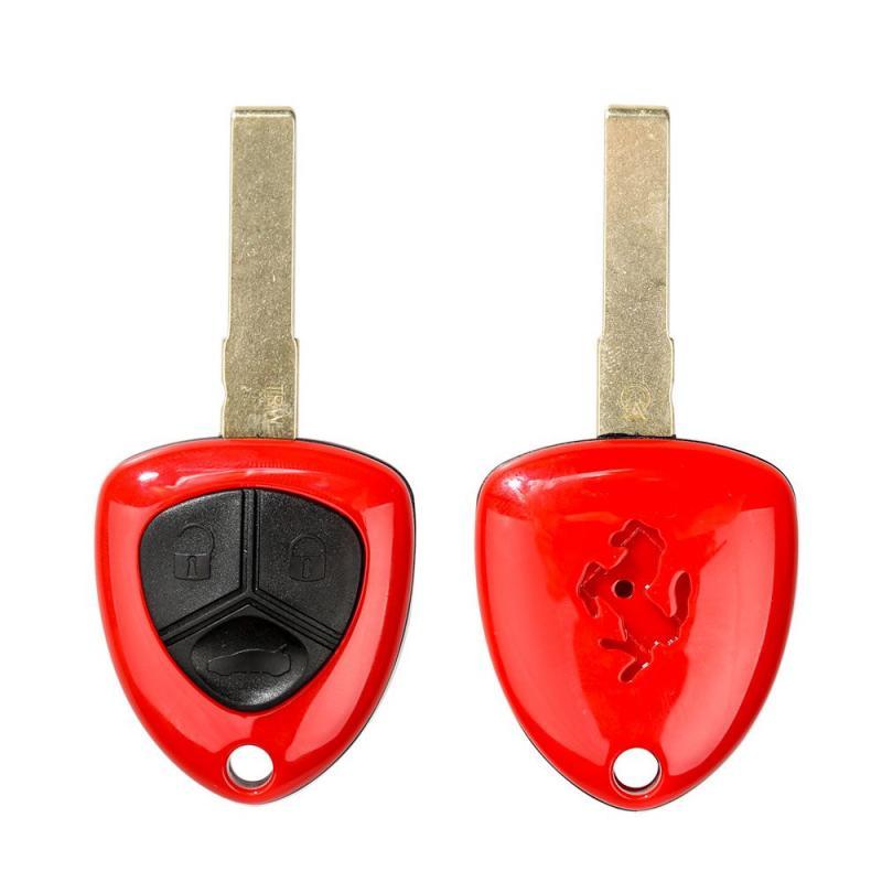 Ferrari nyckelskal bilnyckel larmdosa 1-3 knappar
