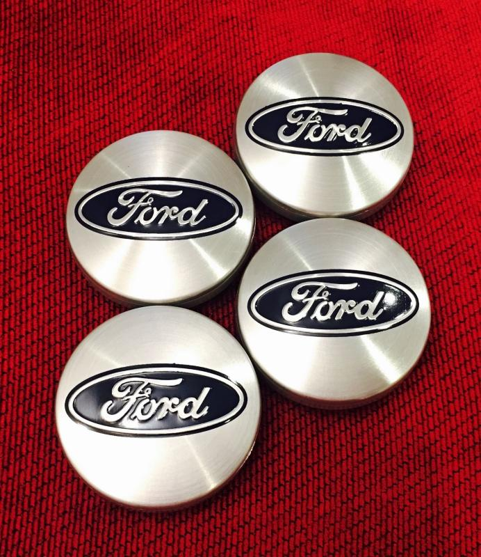 Ford centrumkåpor navkåpor 4 pack 54-60 mm