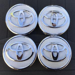 Toyota centrumkåpor navkåpor till fälg 57 och 64 mm