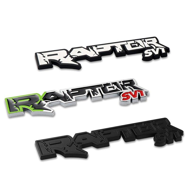 Ford F150 Raptor emblem till bagagelucka / skärmar