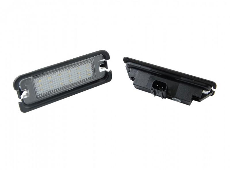 Ford Mustang LED skyltbelysning 2-pack lampor