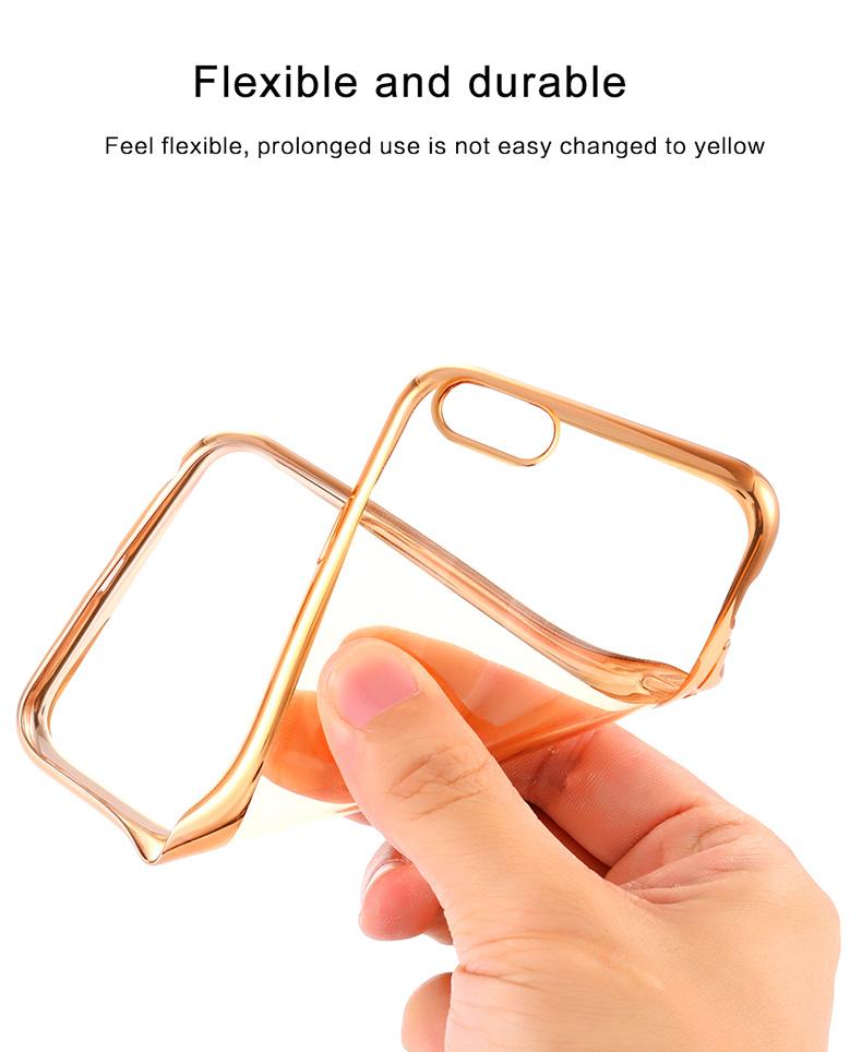 Komplett Skal Byte Iphone 7 Guld Färg