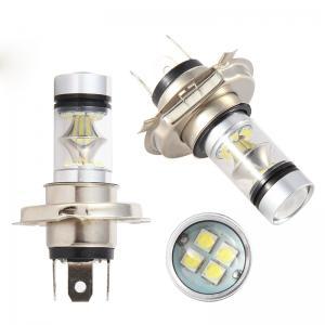 H4 LED dimljus lampa belysning med 50 Watt