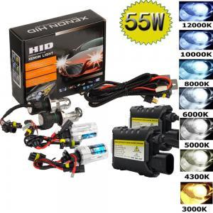 XENON kit 55W passar alla bilar (Xenon lampor med canbus)