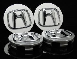 Honda logo centrumkåpor 56, 58, 65, 68 mm