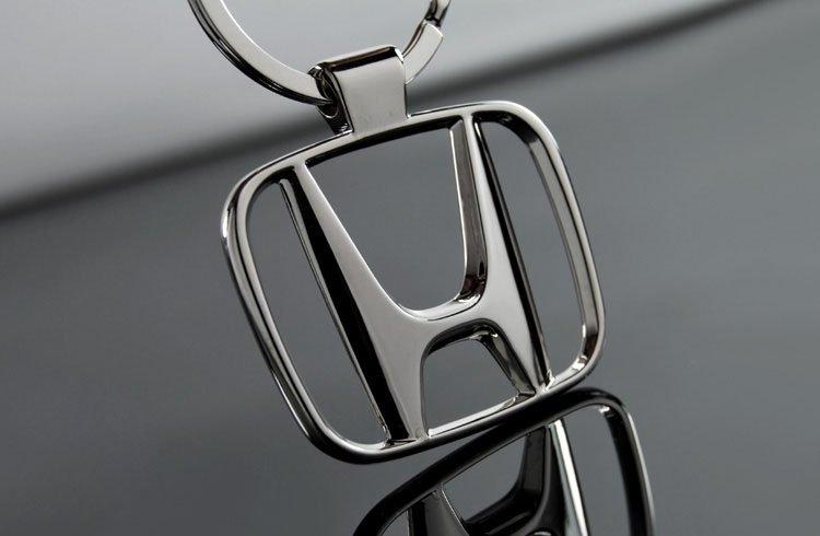 Honda logo original nyckelring / nyckelhänge