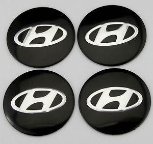 Hyundai hjulnav emblem fälgemblem 56, 65 mm