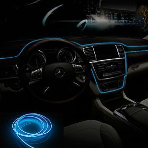 GLOWSTRIP LED strip belysning för bilinteriör styling