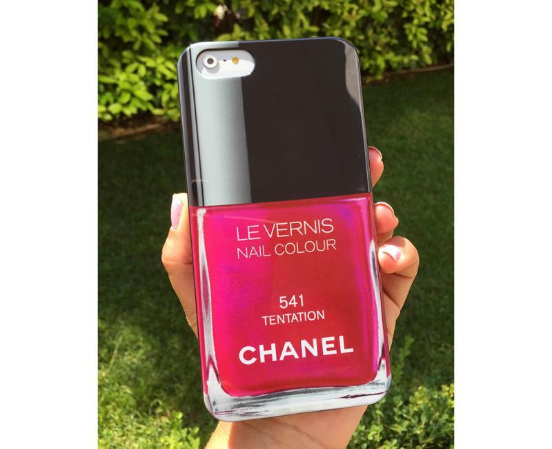 Chanel Nagellack Skal Iphone 6