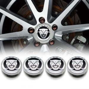 Jaguar centrumkåpor navkåpor till fälg 59 mm