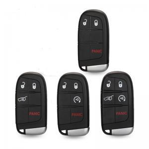 Dodge, Jeep, Chrysler bilnyckel nyckelskal