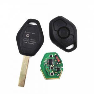 Komplett bilnyckel till BMW. Frekvens 315 / 433MHZ